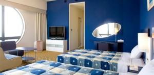 KintetsuHotel Room-2