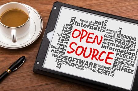 オープンソース43271721_s